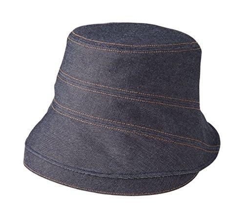 日本製 岡山 児島デニムのおでかけ帽子