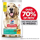 Hill's Science Diet Adult Perfect Weight Chicken Recipe Dry Dog Food 6.8kg Bag