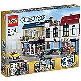 レゴ (LEGO) クリエイター・バイクショップとカフェ 31026