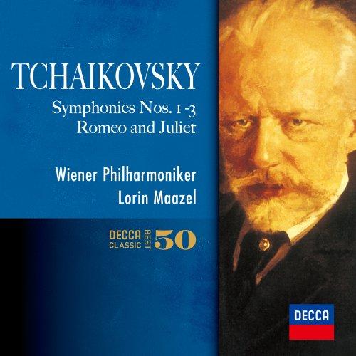 チャイコフスキー:交響曲全集I