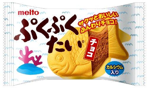名糖産業 ぷくぷくたい 1個入り×10個