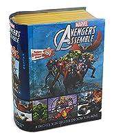 """Avengers Assemble絵本パズル( 160ピース、36"""""""