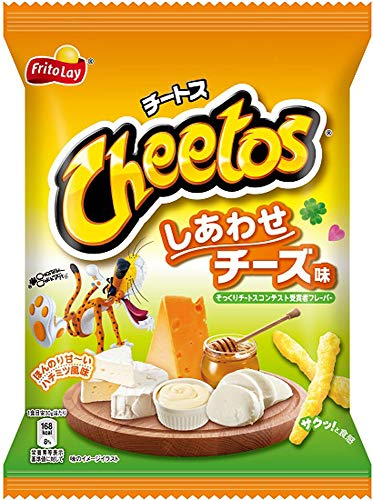 チートス チーズ味 75g 12袋