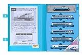 マイクロエース Nゲージ DE10-1036+50系「アイランドエクスプレス四国」改装後6両セット A1681 鉄道模型 ディーゼル機関車