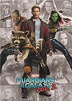 Marvel(マーベル) Guardians of the Galaxy Vol. 2(ガーディアンズ・オブ・ギャラクシー: リミックス) 下敷き [インロック]