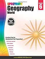 Spectrum Geography, Grade 6: World by Unknown(2015-01-15)
