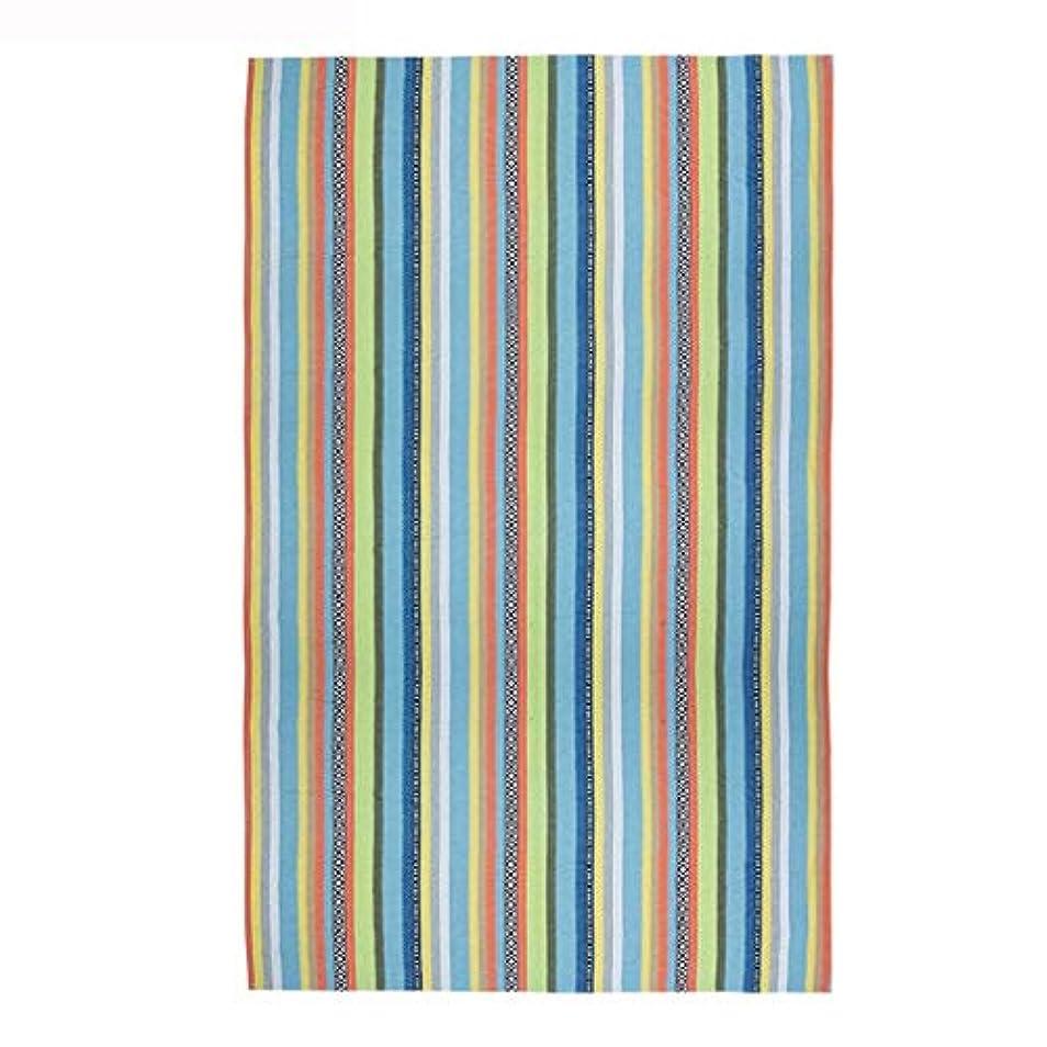素晴らしい良い多くの簡単な収容するリネンピクニック毛布屋外折りたたみビーチマットピクニックマットポータブルピクニックラグマット家族の日出、旅行150 * 100センチ (Color : A)