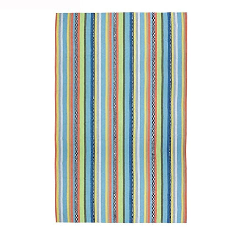 ステージ端機械的リネンピクニック毛布屋外折りたたみビーチマットピクニックマットポータブルピクニックラグマット家族の日出、旅行150 * 100センチ (Color : A)