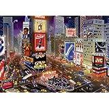 タイムズスクエア、ニューヨーク8000ピースパズル