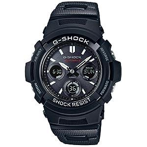 [カシオ]CASIO 腕時計 G-SHOCK 世界6局対応電波ソーラー AWG-M100SBC-1AJF メンズ