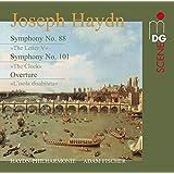 Symphony 88 & 101 (Hybr)