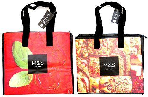 英国 M&S [マークス&スペンサー] 抗菌 ラージ 保冷 ...