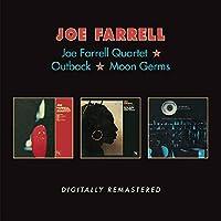 JOE FARRELL QUARTET / OUTBACK / MOON GERMS