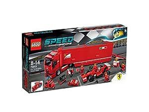 レゴ (LEGO) スピードチャンピオン F14 T & スクーデリア・フェラーリ トラック 75913