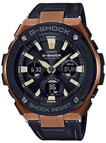 [カシオ]CASIO 腕時計 G-SHOCK G-STEEL 世界6局対応電波ソーラー GST-W120L-1AJF メンズの詳細を見る