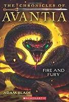 Fire and Fury (Chronicles of Avantia)