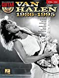 Van Halen 1986-1995 (Hal Leonard Guitar Play-along)