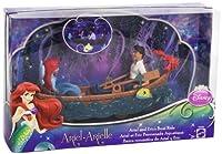 Disney Princess the Little Mermaid Ariel Kiss the Girl Scene