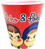 ティーズファクトリー ペコちゃん メラミンカップ ペコちゃん&ポコちゃん Φ8.7×H8.3cm PE-5525350PP