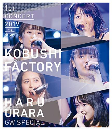 こぶしファクトリー ファーストコンサート2019 春麗 〜GWスペシャル〜 (通常盤) (Blu-ray) (特典なし)