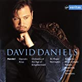 David Daniels - Handel Operatic Arias 画像