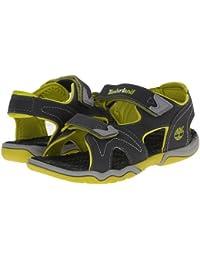(ティンバーランド)Timberland キッズサンダル?靴 Adventure Seeker 2-Strap Sandal (Big Kid) [並行輸入品]