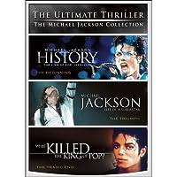 Michael Jackson: Triple Feature [DVD] [Import]