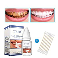 10ml Teeth Whitening Essence Oral Hygiene Cleaning Serum Removes Plaque Stains Tooth Bleaching Dental Tools