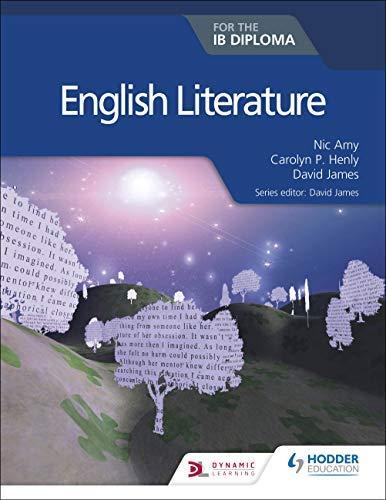 English Literature for the IB Diploma (English Edition)