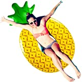 ジャンボ 浮き輪 パイナップル -pineapple- 大人用 海 プール 180#