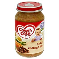 Cow & Gate Tasty Cottage Pie 7mth+ (200g) 牛とゲート美味しいシェパーズパイ7Mth + ( 200グラム)
