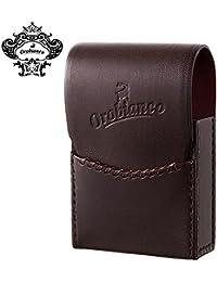 [オロビアンコ]OROBIANCO シガレットケース ORC-22BW ブラウン