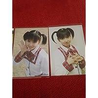 AKB48 スカートひらり 板野友美 生写真 2枚コンプ