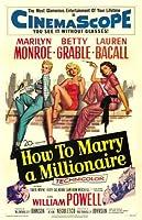 百万長者と結婚する方法を映画ポスター 11 x 17 459228