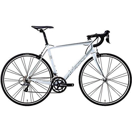 メリダ(MERIDA) ロードバイク SCULTURA 100 パールホワイト/シルバー/ブラック(EW35) AMS01508 50cm