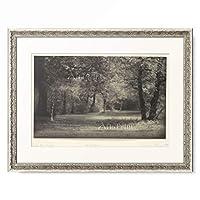 フレデリック・H・エバンス Frederick Henry Evans 「In the New Forest, 1919.」 額装アート作品