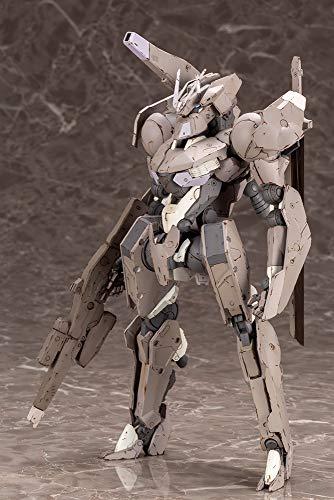 フレームアームズ 零虎 全高約190mm 1/100スケール プラモデル