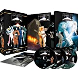 ムーンライトマイル 1&2期 コンプリート DVD-BOX (全26話, 660分) MOONLIGHT MILE ビッグコミックス アニメ [DVD] [Import] [PAL, 再生環境をご確認ください] 画像