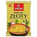 (Vifon) チキンヌードルスープ70グラム (x4) - Vifon Chicken Noodle Soup 70g (Pack of 4) [並行輸入品]