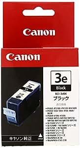Canon キヤノン 純正 インクカートリッジ BCI-3E ブラック BCI-3EBK