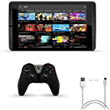 Nvidia Shield Tegra k-1 8.0 inch 16GB Tablet 3 items Bundle:Nvidia Shield Tegra K-1 Tablet,Newer Version Nvidia Shield Controller,Mytrix Standard USB-to-Micro USB Charging Cable [並行輸入品]
