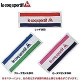 ルコック(le coq) タオル(箱入) QA-752325 RED レッド