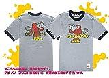 Splatoon2 ミスターシュラッグTシャツ グレー XLサイズ