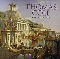Thomas Cole Wall Calendar 2019 (Art Calendar)