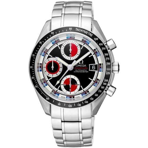 OMEGA (オメガ) 腕時計 スピードマスターデイト 3210.52 メンズ