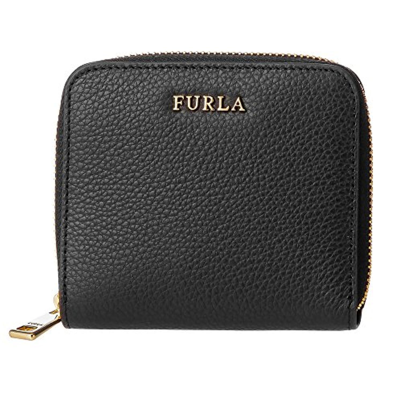 フルラ(FURLA) 2つ折り財布 PR84 VTO 907859 バビロン ブラック 黒 [並行輸入品]