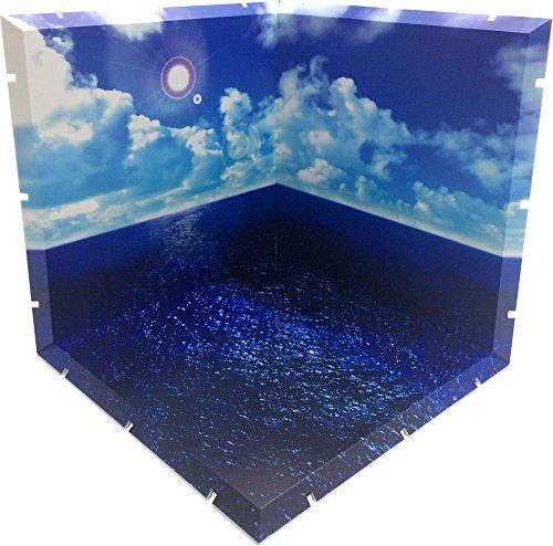 じおらまんしょん150 海上 ノンスケール ABS製 組立て式背景パネル