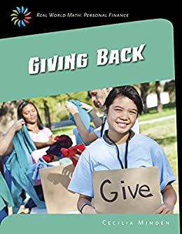 Giving Back (21st Century Skills Library: Real World Math) by [Minden, Cecilia]