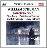 Symphony No 8 / Night Journey / Variations