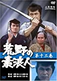 荒野の素浪人 12 [DVD]